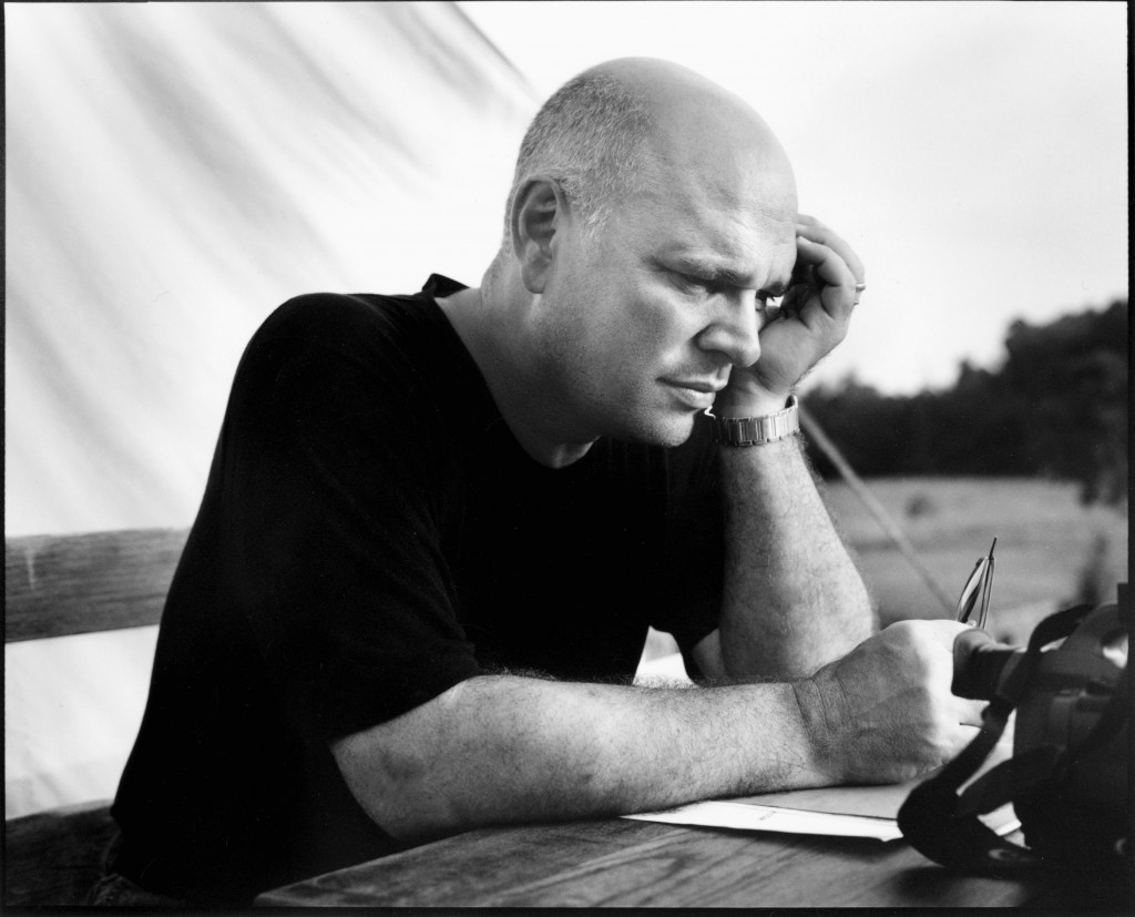 Anthony Minghella by Brigitte Lacombe